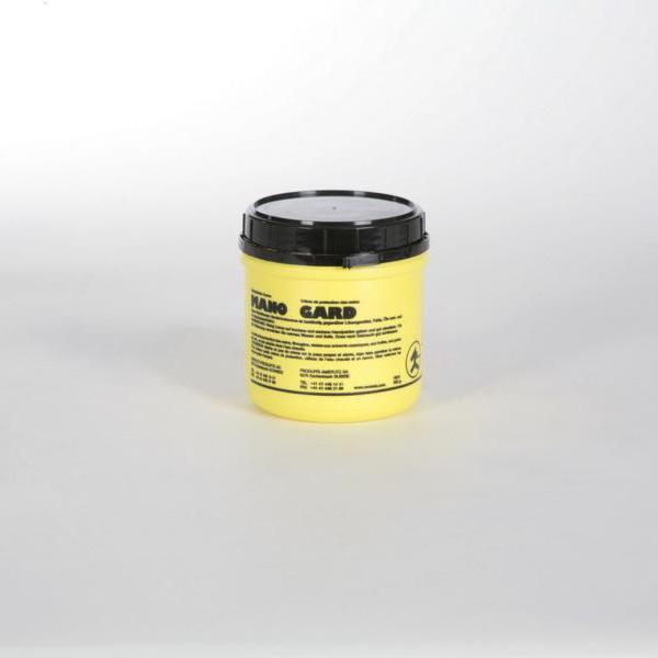Hautschutzcreme Mano-Gard | 500 g _ beständig gegen Lösungsmittel, Öle, Fette