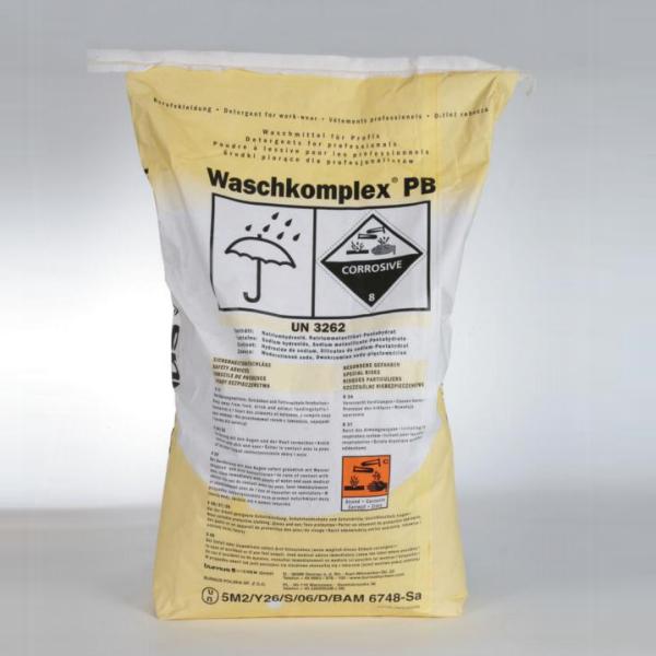 Waschkomplex PB für Berufsbekleidung 60 - 70°C   25 kg