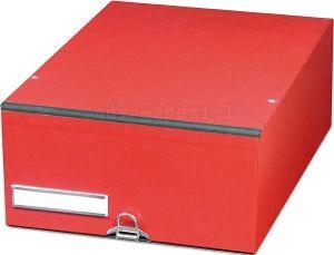 Formularkasten FK 22, für DIN A4, rot, 130 mm hoch