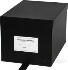Formularkasten XXL, für DIN A4, oben / links aufklappbar, schwarz