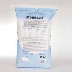 MONOSAN® | 20 kg _ Desinfektionswaschmittel phosphathaltig, chemo-thermisches Desinfektion ab 60°C, RKI(A+B)-gelistet.
