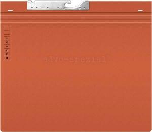 Pendelhefter ReNo-Serie 1 AHV, Rechtsheftung, Tasche,  orange